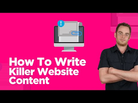10x Ways To Create Killer Website Content