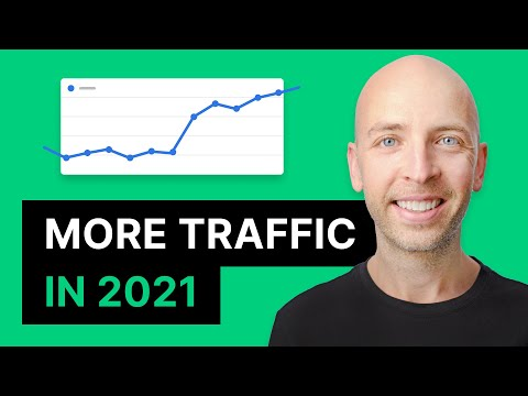 How to Get More Traffic to Your Blog In 2021