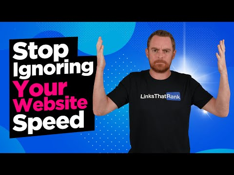 Why You Must Stop Ignoring Your Website Speed