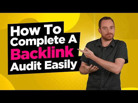 How To Do Backlink Audit Using Link Research Tools
