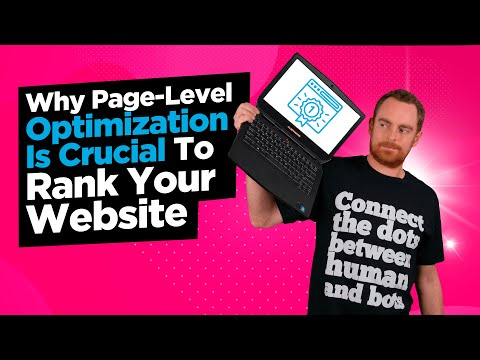 Why Page Level SEO Optimization Is Crucial To Rank Your Website