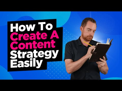 How To Create A Content Strategy Based On Keywords