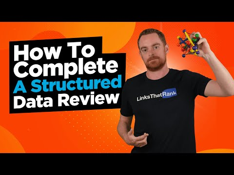 How To Complete A Structured Data Review